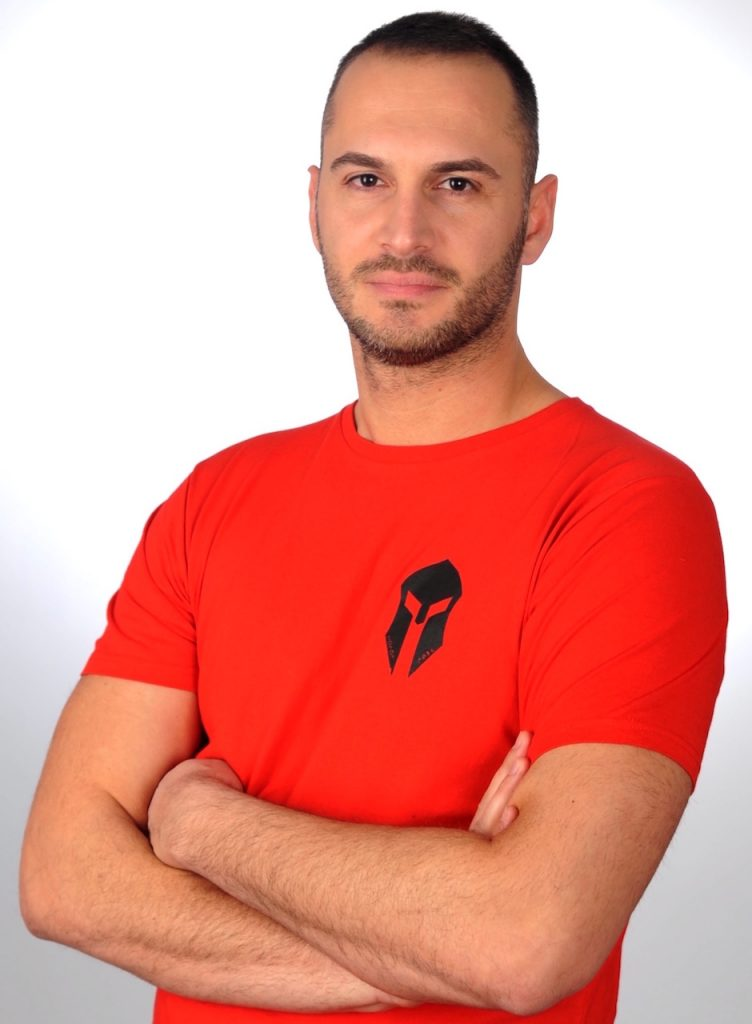AGOGE Selbstverteidigung Sifu Pashalis Tserkezis Bad Cannstatt Sifu Pasco
