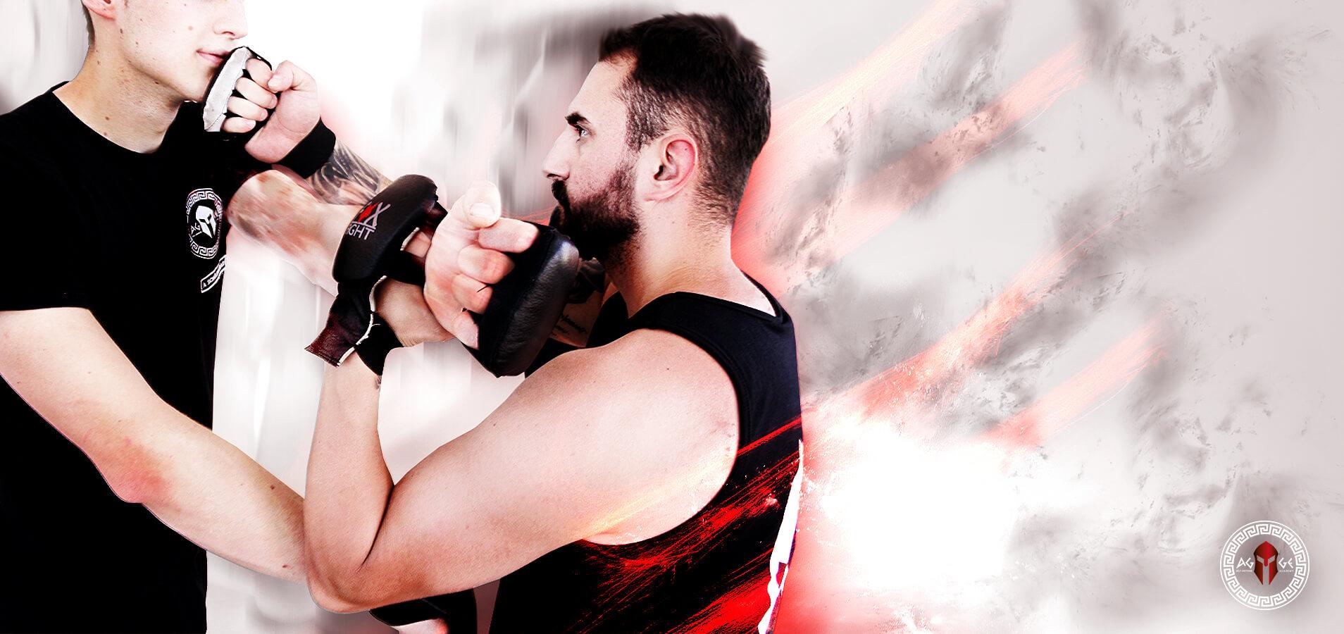 Selbstverteidigung Esslingen Krav Maga Kampfsport Wing Tsun MMA