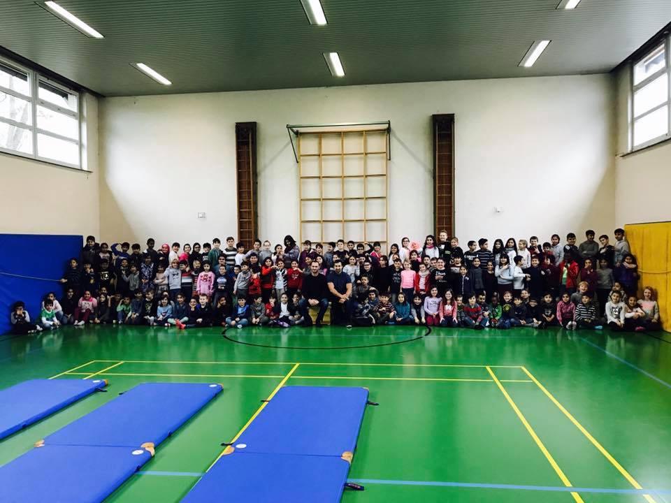 Schulkurs Rosensteinschule