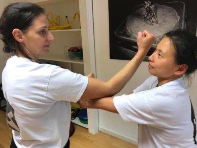 Selbstverteidigung Frauenkurs in Stuttgart