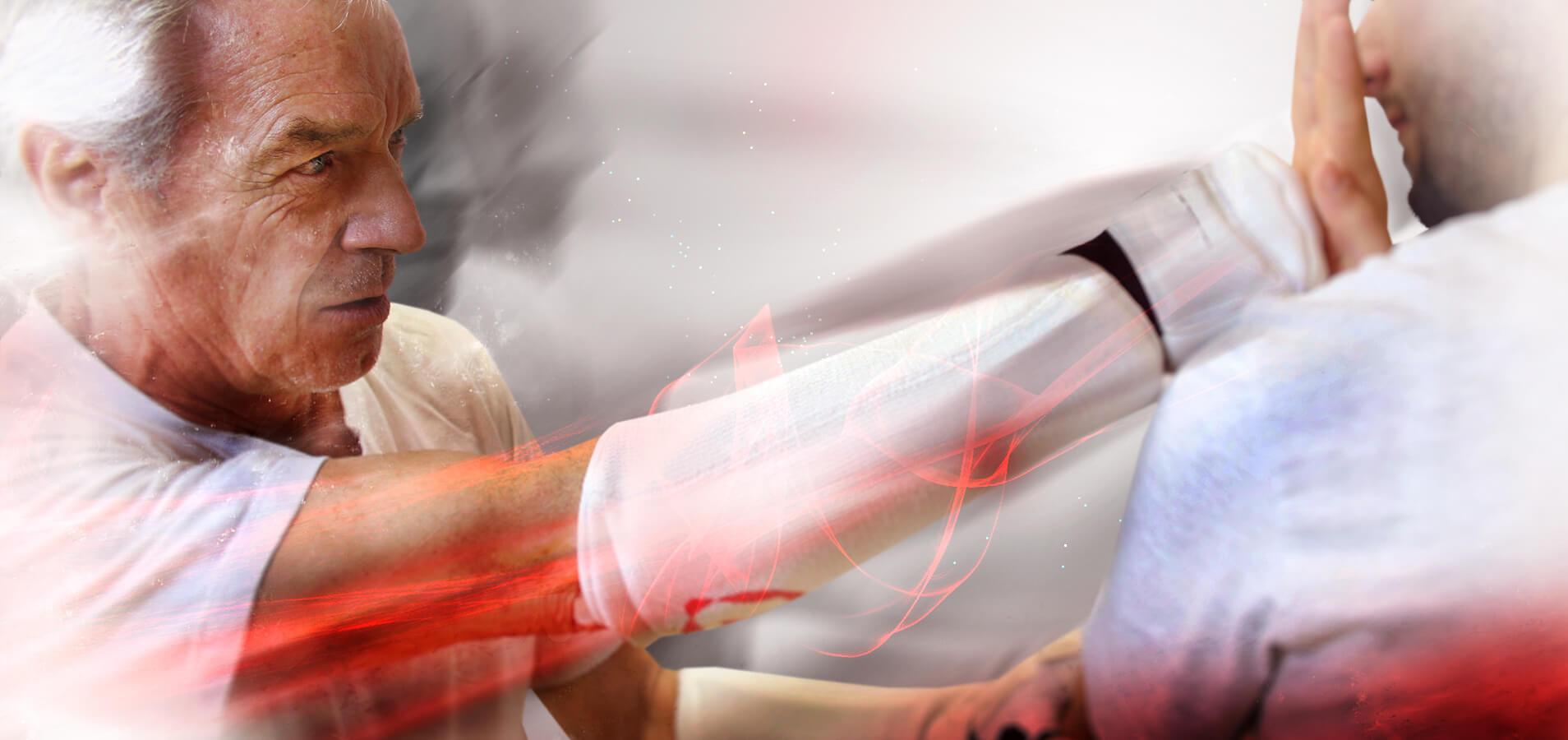Wing Tsun Selbstverteidigung für Senioren, ältere Menschen