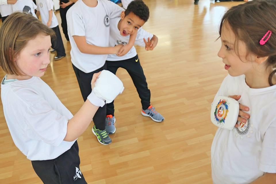 Kung Fu Ludwigsburg Selbstverteidigung für Kinder