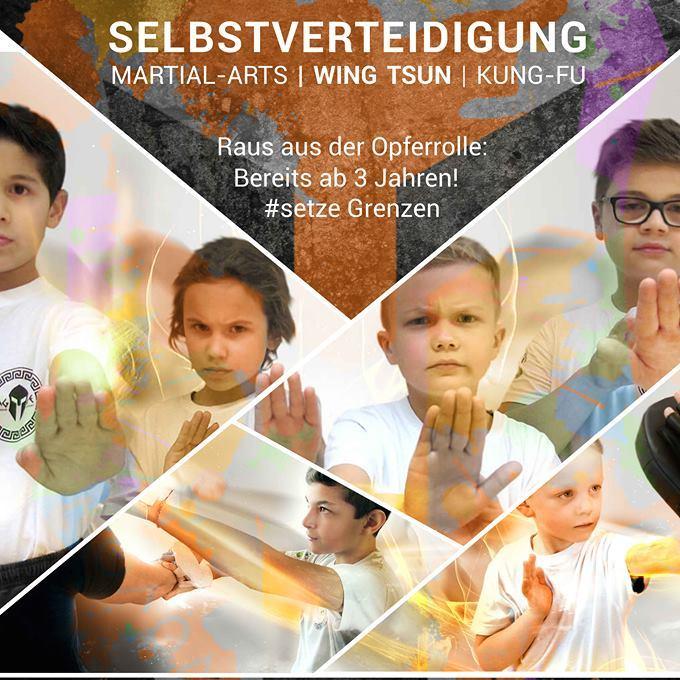 WingTsun Esslingen Selbstverteidigung Kinder