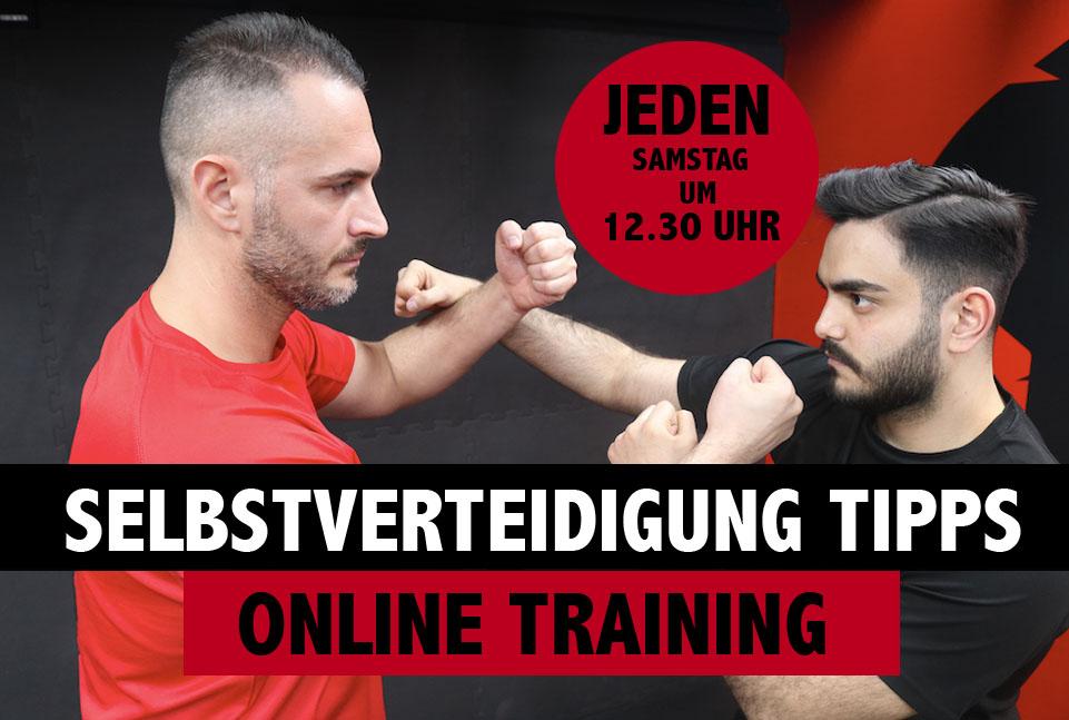Selbstverteidigung Tipps Online Training