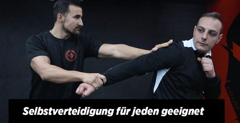 Selbstverteidigung Filderstadt Kampfsport