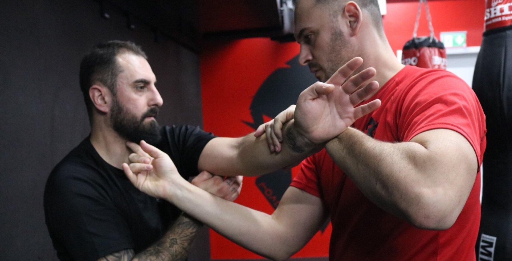 Waiblingen Selbstverteidigung Wing Tsun Kung fu Krav Maga MMA Kampfsport