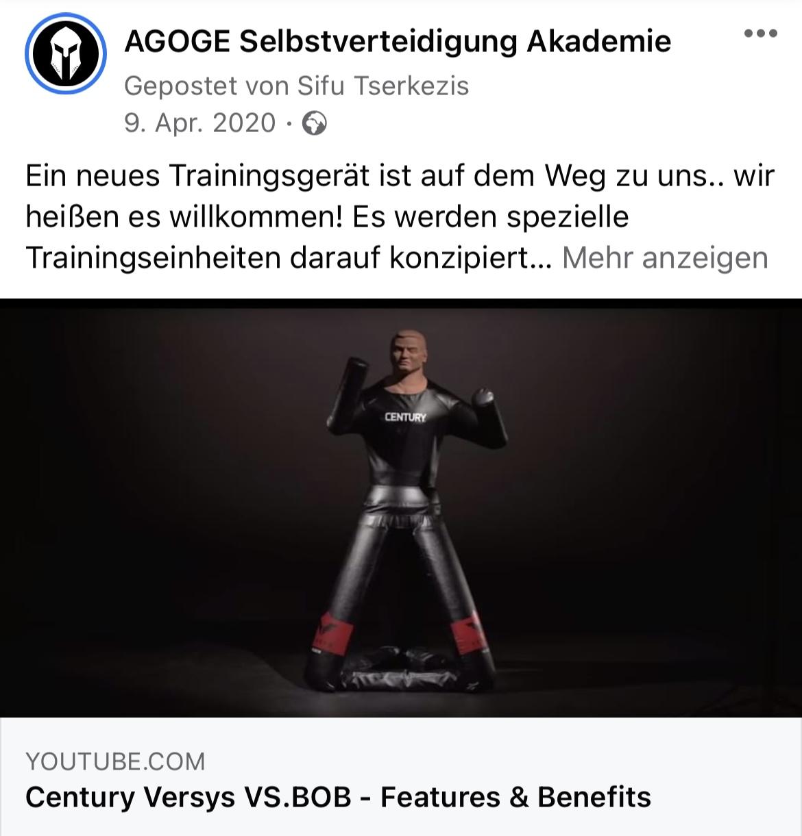 AGOGE Selbstverteidigung Stuttgart