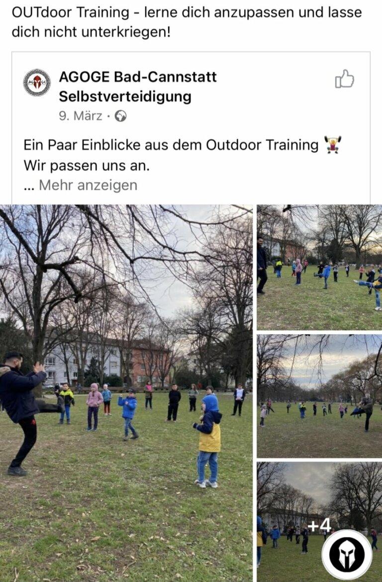 Selbstverteidigung Stuttgart Bad Cannstatt