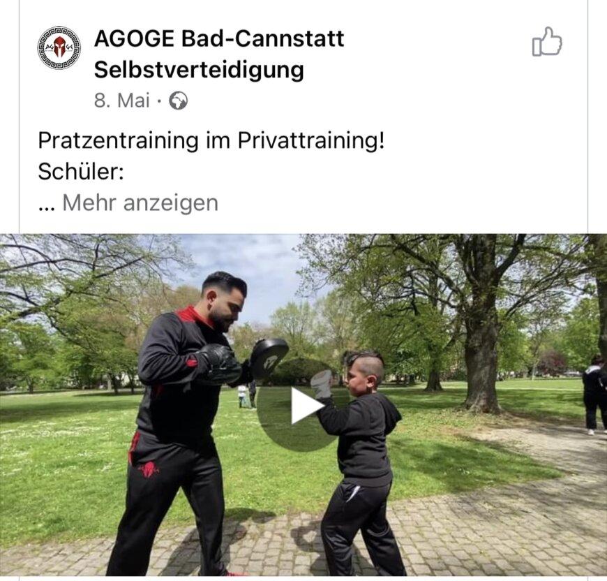 AGOGE Selbstverteidigung Stuttgart / Esslingen / Filderstadt / Waiblingen / Ludwigsburg / Stuttgart Vaihingen
