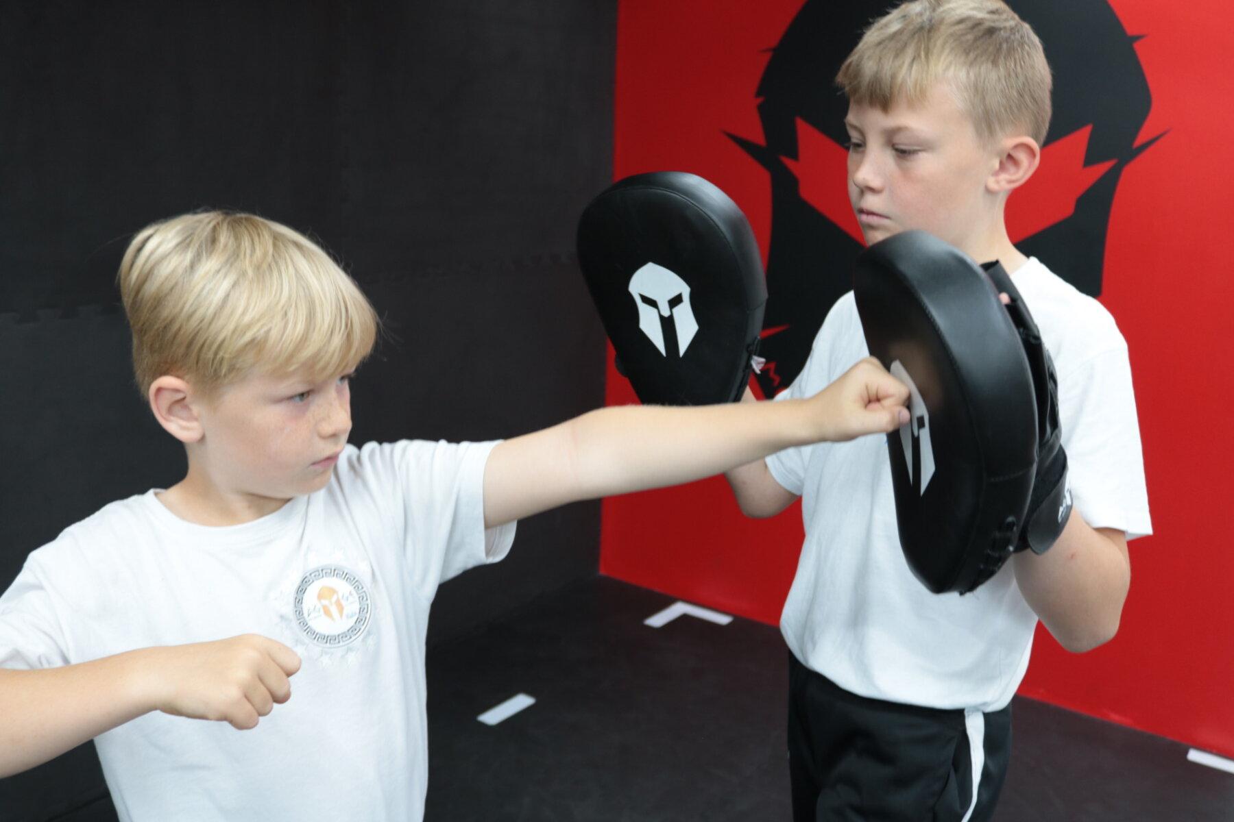 KungFu Winnenden Karate Selbstverteidigung für Kinder ab 3 Jahre